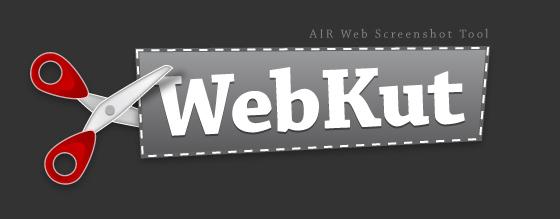WebKut logo